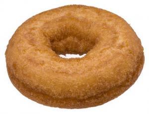 Sugarless Doughnuts