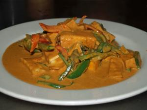 Thai Curry Tofu