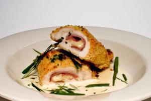 Quick Chicken Cordon Bleu