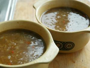 Low-Fat Onion Soup