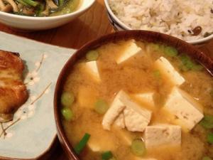 Tofu No Miso Shiru