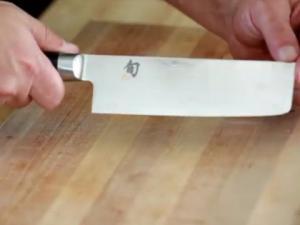 "Shun Nakiri 6.5"" Knife Overview"