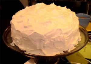 Butter Cream Decorating Frosting