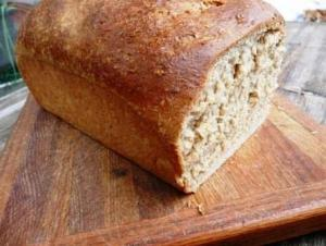 Easy Honey Bread