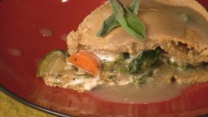 Whole Wheat Vegetable Pot Pie
