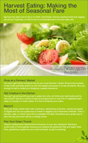 Neutrogena Naturals: Harvest Eating