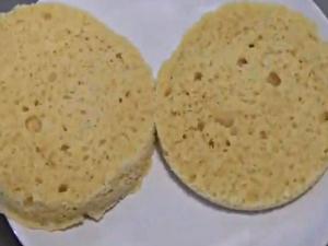 Coconut Cream Bread