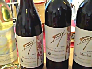 Frey Vineyards Organic Biodynamic Wines from California