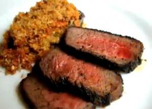 Barbecued Santa Maria Tri-Tip