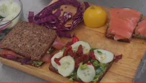 Easy Healthy Sandwiches