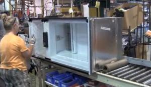 Norcold RV Refrigerator Factory Tour