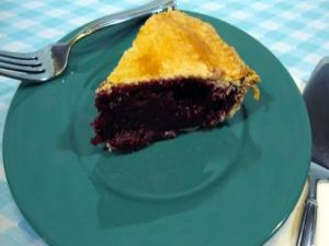 Blackberry Pie Revisited - The Aubergine Chef