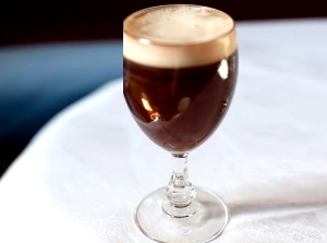 Strong Black Irish Coffee