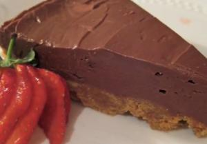 Tasty Chocolate Cheesecake
