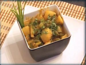 Nutritious Healthy Aloo Parval Sabji