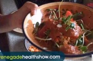 Vegetable Cajun Creole Gumbo