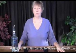 Health Hazard - What Gin Can Do To Women