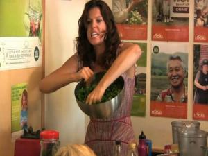 Raw Foods - Natural Living Show Pitch