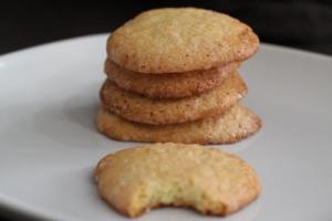 Lemon Zest Flavored Sugar Cookies