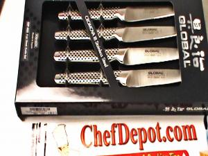 Global Steak Knives