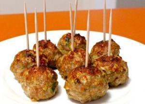 Surprise Meat Balls