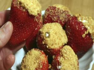 Strawberry Poppers