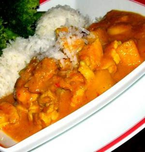 Far East Curry