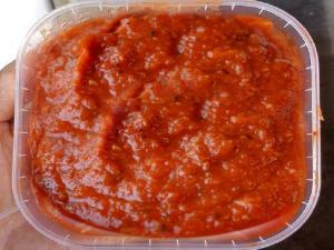 Marinara Sauce Using Red Wine Vinegar