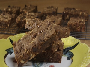 Coffee Crunch Bars