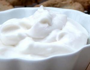 Basic Cream Filling