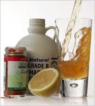 Lemon Cleanse Diet
