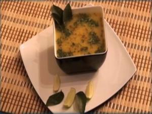 Lemon Dal- Indian Food