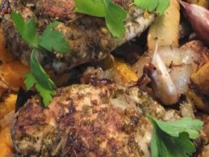 Easy Chicken Recipes - Baked Chicken Breast