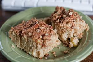 Walnut Streusel Topping