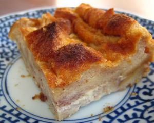 Deluxe Bread Pudding