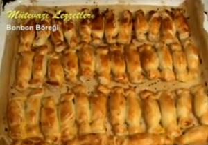 Turkish Bonbon Boregi