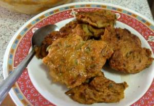 Thai Food Cooking: Tod Mun Pla (Fish Cake)