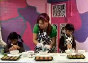 Cupcakes For Kids - Part 4: Serving