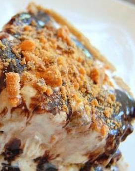 Ice Cream Date Pie