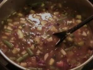 Raw Italian Stew