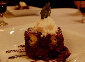 Beet Bread Pudding