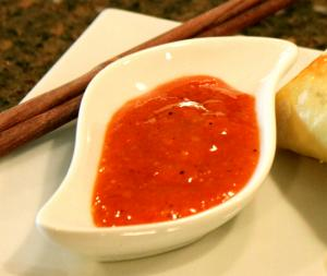 Spicy Chili Sauce