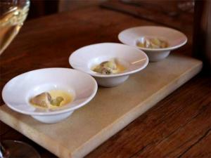 Smoked Oysters Cancale