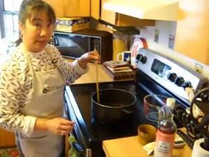 Vietnamese Beef Pho part 7 of 8