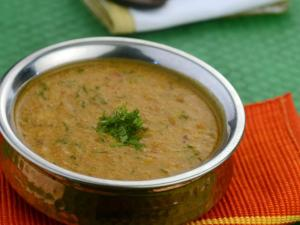 Spicy Mixed Dal