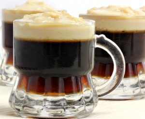 St. Patrick's Day Irish Coffee