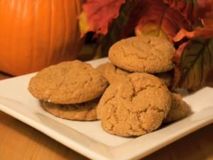 Chewy Ginger Cookies: Cookie Jar