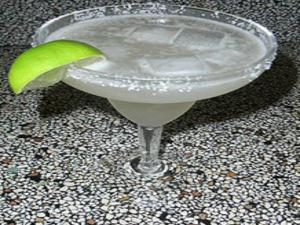 Betty's Frozen Margarita