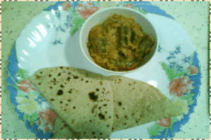 Bhindi Curry With Khuskhus