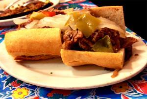 Black Forest Ham And Gruyere On Ciabatta Sandwich Roll